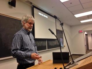 Memorial Lecture celebrates Bob's Life &Legacy