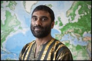 Kumi Naidoo, Executive Director of Greenpeace International