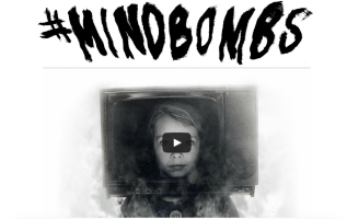 "Adbusters Launches ""Mind Bombs"" Campaign"